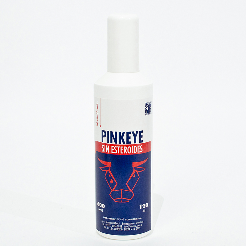 Pinkeye without Steroids
